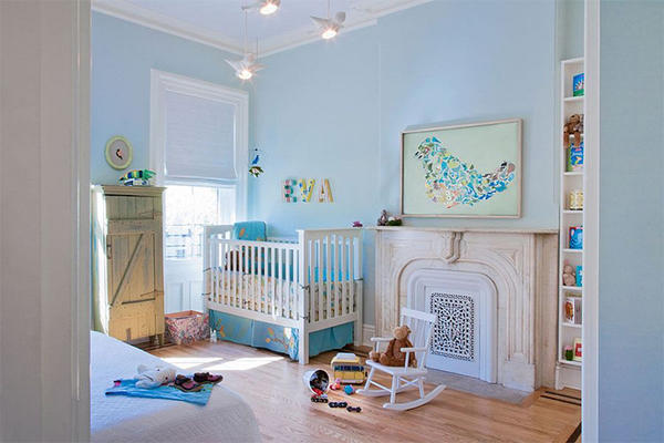 ZA MIRAN I PRIJATAN SAN DETETA: Nocna LED sijalica za sobu novorodjene BEBE!