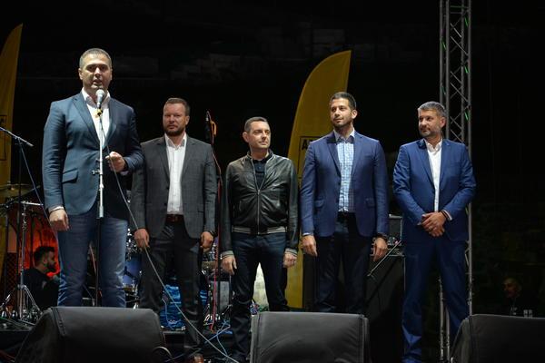 SVECANO OTVOREN 51. SRBIJA RELI: Vise od 50 posada stiglo u Vrnjacku Banju!