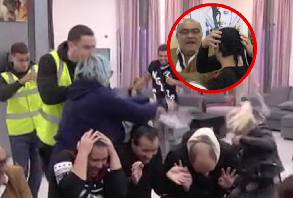 KATASTROFALNA MAKLJAŽA U ZADRUZI! LETELE ŠOLJE: Marija zamalo slomila prst Zorici, pa ju je ona gađala flašom! Nastradao je i Giba Vasić! (VIDEO)