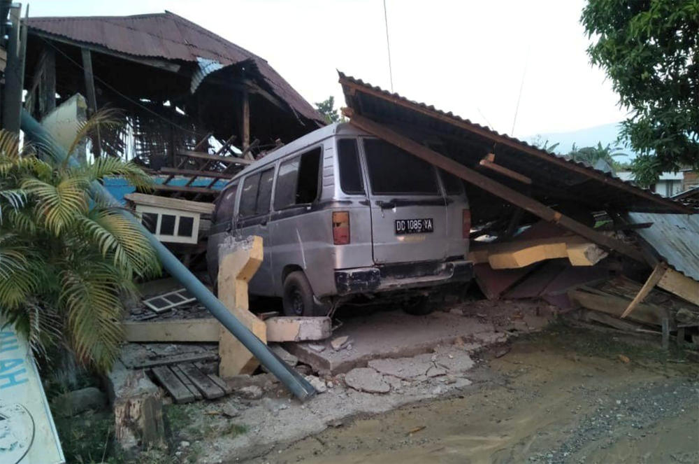 """<p>Indonežanske vlasti objavile su da je nakon velikog zemljotresa i cunamija u grada Palu na ostrvu Sulavezi nestalo """"od desetina do stotina ljudi"""" koji su učestvovali na lokalnom festivalu koji se održavao na plaži.</p>"""