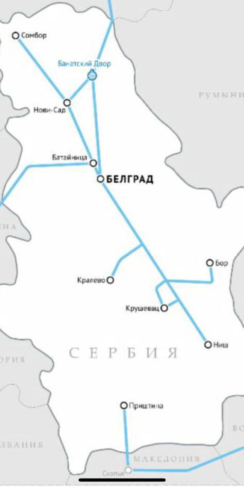 Ekskluzivno Putin Naredio Zapocnite Odmah Juzni Tok Koridor