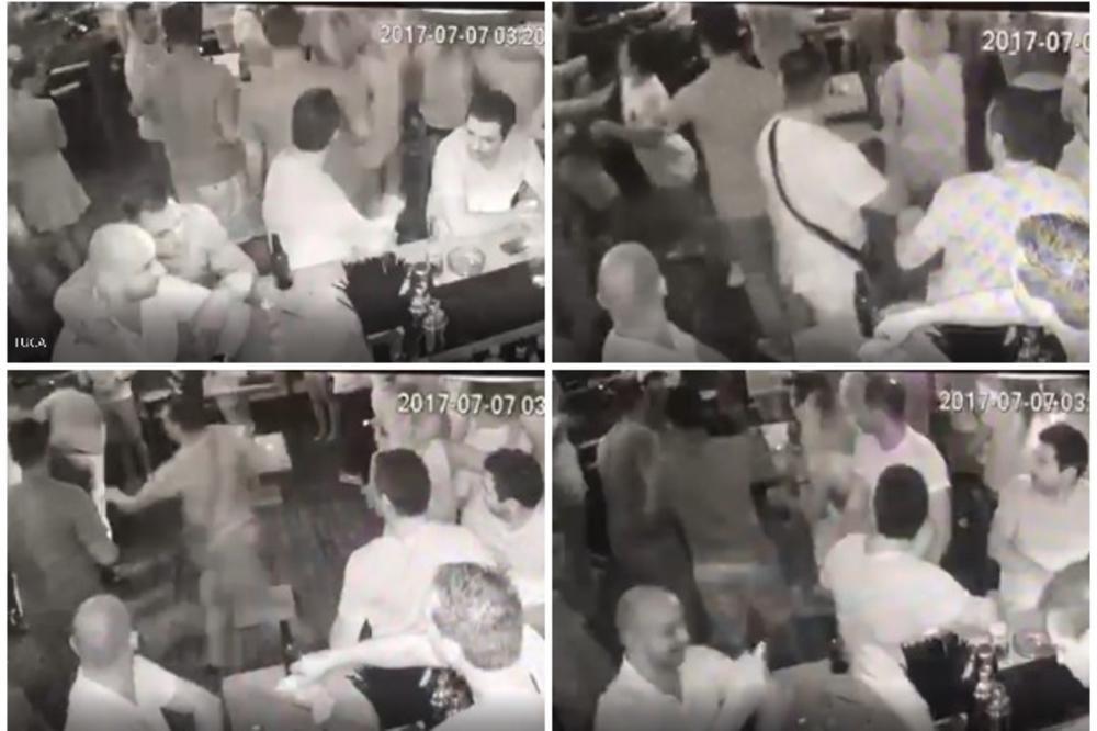 EKSKLUZIVNO! NOVI DOKAZI SA ZAKINTOSA! Advokati Srba tvrde da OVAJ SNIMAK potvrđuje da je Amerikanac prvi uhvatio za rame i udario u stomak optuženog Srbina! (KURIR TV)