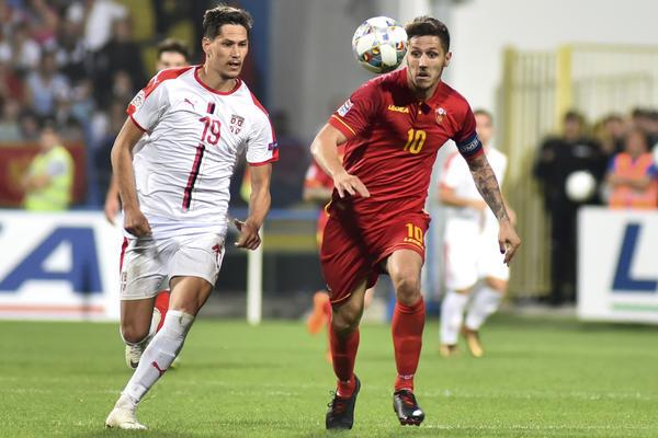 MISLIM DA JE SUDIJA NAVLACIO ZA SRBIJU! Stevan Jovetic zagrmeo posle poraza od Odlova u Ligi nacija
