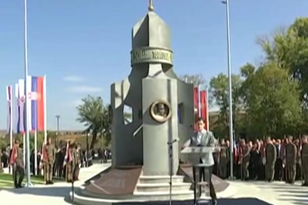 Huligani Oskrnavili Spomenik Gvozdenom Puku U Prokuplju Mestani