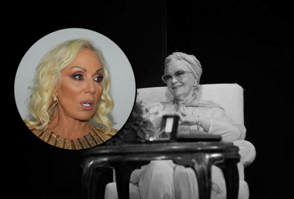 MILENA U SUZAMA, A DRAGAN JE TEŠI! Brena se oprostila od legendarne glumice, a nema ko nije zaplakao zbog OVE SCENE! (VIDEO)