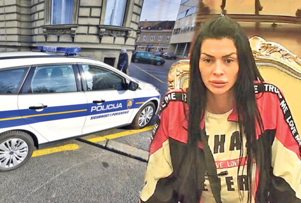 LUMPOVALA U NOĆNOM KLUBU U HRVATSKO: Šmizla pre 2 godine uhapšena zbog droge i oružja?