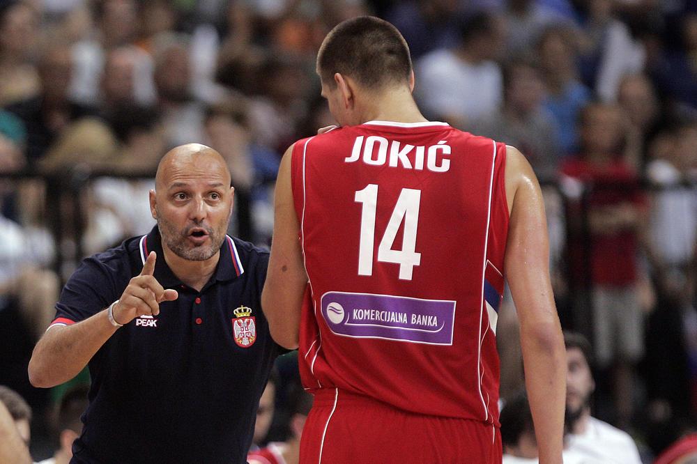 Pitanje Na Koje Srbija čeka Odgovor Jokić U Reprezentaciji