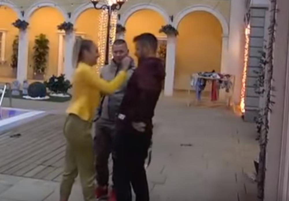 LUNA ČVRSTO ODLUČILA DA ZABORAVI SLOBU: On je njena nova zabava, a ni zadrugar nije baš RAVNOSUŠAN! Sevnule varnice (VIDEO)