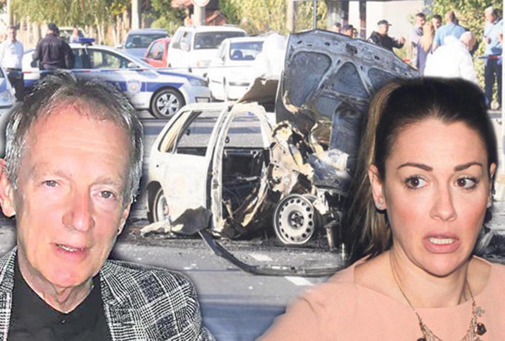 OTAC JOJ TEŠKO POVREĐEN U EKSPLOZIJI BOMBE PRE 2 DANA: Marijana Mićić PRVI PUT se oglasila nakon stravične nesreće! Njena poruka iznenadila je mnoge (FOTO)