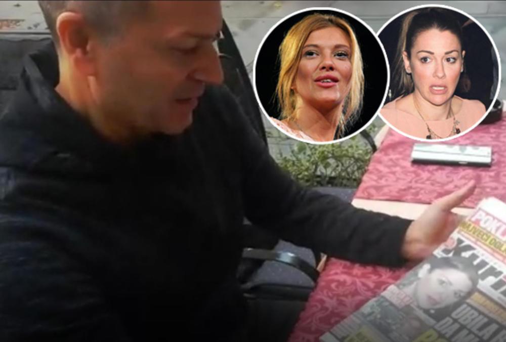 PRELISTAVALI SMO ŠTAMPU SA ĐOLETOM ĐOGANIJEM: Evo kako je denser komentarisao eksploziju automobila Marijane Mićić, a tek šta nam je rekao o Kiji! (KURIR TV)