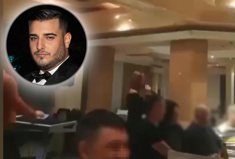 DARKO LAZIĆ OBJAVIO SNIMAK NA INSTAGRAMU SAMO NEKOLIKO SATI PRE STRAVIČNE NESREĆE: Provodio se sa drugovima u restoranu, a onda uzeo auto od druga i otišao! (VIDEO)