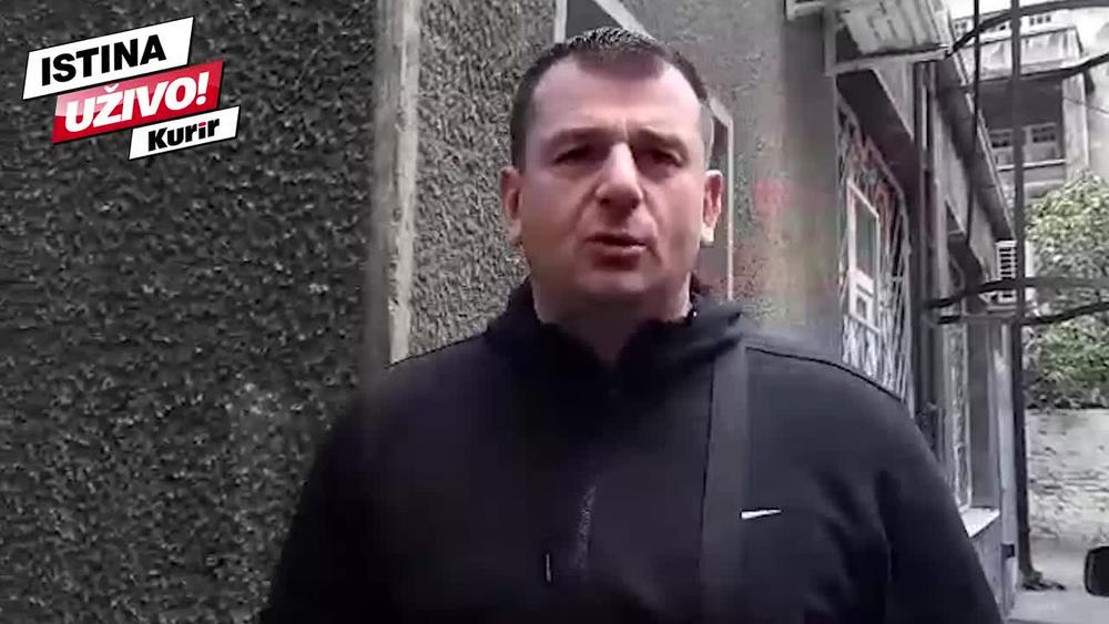 POSLE TEŠKE SAOBRAĆAJNE NESREĆE OGLASIO SE DARKOV TELOHRANITELJ: Bivši zadrugar otkrio kako je Lazić! (KURIR TV)