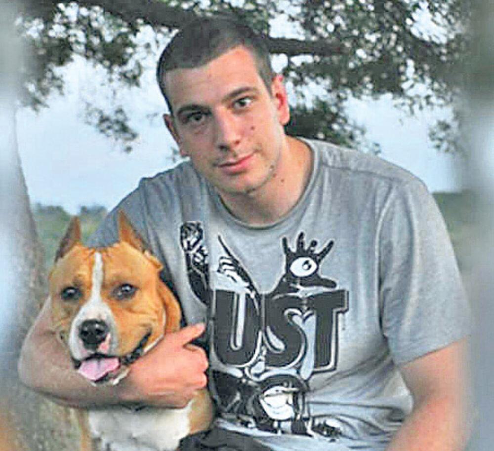 Ubijen... Radoš Joksimović