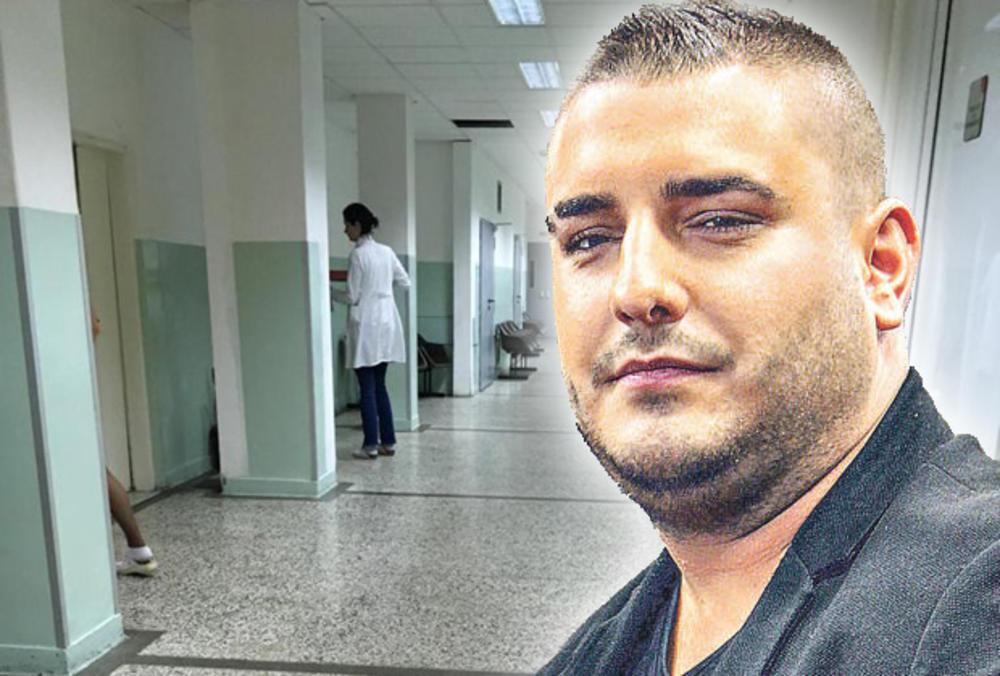 IZ ŠOK-SOBE U PRAVI LUKSUZ: Nećete verovati gde Darko Lazić nastavlja oporavak