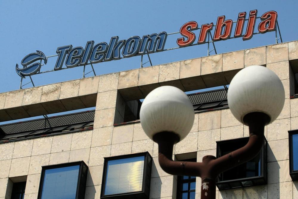 Telekom Srbija, Telekom, 7 11 2018