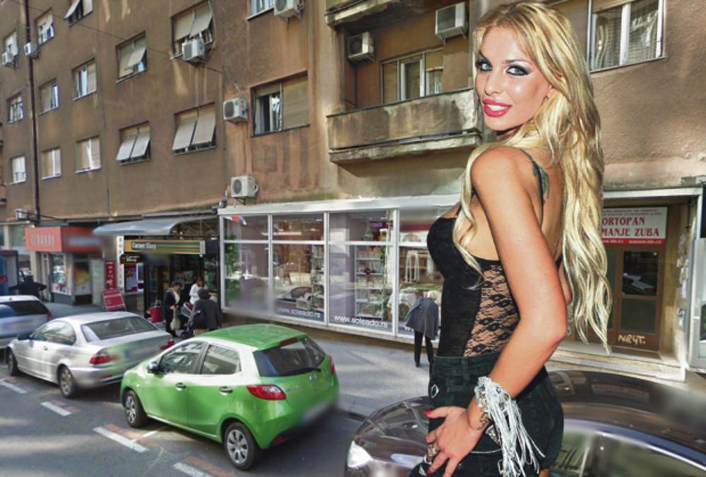 STARLETA NEMA PARA ZA KIRIJU: Ava Karabatić izbačena iz stana koji se nalazi u najstrožem centru Beograda!
