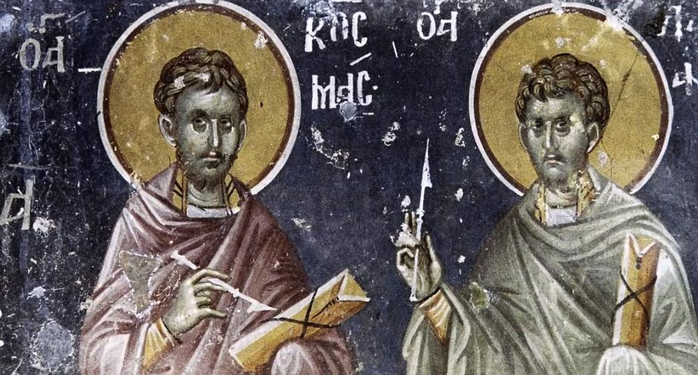 DANAS JE VELIKI PRAZNIK, SVETI VRAČI KOZMA I DAMJAN: Na njihov dan Srbi se  mole za zdravlje najmilijih! Vernici kažu da bol nestaje posle ove molitve
