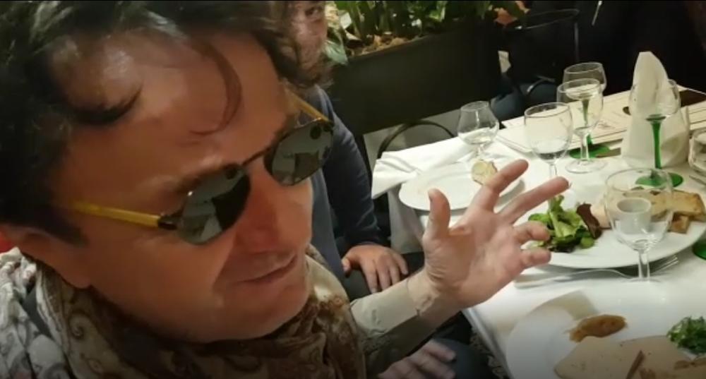 GORAN BREGOVIĆ PRED NASTUP VEČERAS U PARIZU RUČAO KISELI KUPUS: Biće veselo, ko ne poludi taj nije normalan! (KURIR TV)