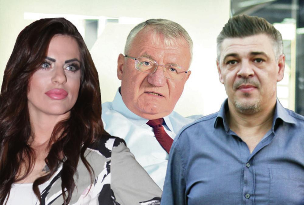 ON JE NEGATIVAC I IZDAJNIK SRBA! Šešelj zamerio Dini vezu sa Savom Miloševićem