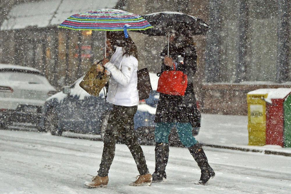 DETALJNA PROGNOZA ZA DECEMBAR: Imaćemo 13 snežnih dana, a prvi je 9. decembar! Evo šta nas čeka u NOVOGODIŠNJOJ NOĆI i za praznike