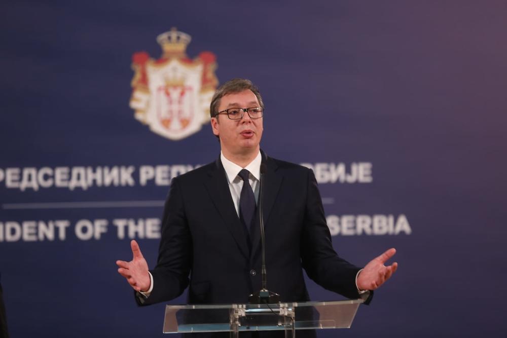 Reagovanje VUČIĆ: Austrija i Sebastijan Kurc iskreni prijatelji Srbije!