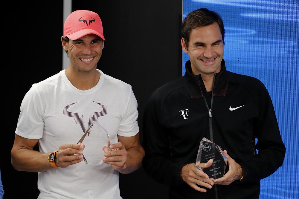 DA NIJE ZABORAVIO ĐOKOVIĆA? Konačno otkriveno šta misli Nadal! Za Rafu je Federer najbolji teniser svih vremena!