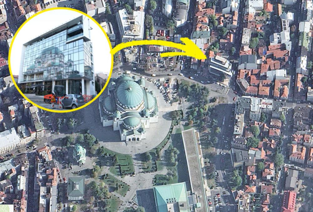 Na ovoj lokaciji kvadrat ko[ta najmanje 4.000 evra