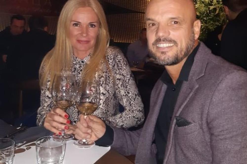EKSKLUZIVNO! BOBAN RAJOVIĆ PROSLAVIO 26 GODINA BRAKA: Piroman ženi prepisao vilu na Bežaniji od POLA MILIONA EVRA!
