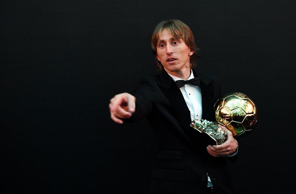 ZVEZDA KRATKOG SJAJA: Modrić prvi osvajač Zlatne lopte bez nominacije za narednu