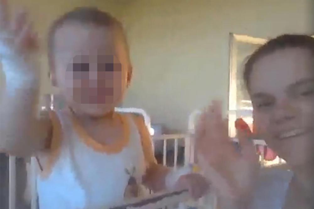 CELA SRBIJA PLAČE ZBOG OVOG VIDEA NA FEJSBUKU! MAMA, VOLIM TE: Nađina majka objavila potresni snimak iz bolnice koji je tek jutros videla! RASTAVLJAM SE OD ŽIVOTA (VIDEO)