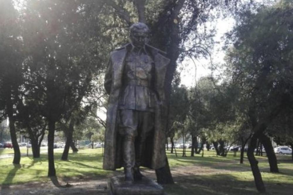 Crnogorci Slave Marsala Zahvalni Građani Titograda I Podgorice