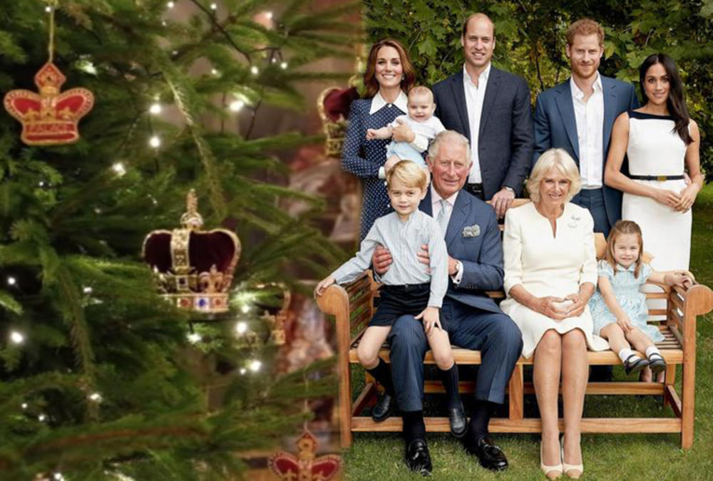 Royal Christmas.Do You Know What Members Of The Royal Christmas Family Will
