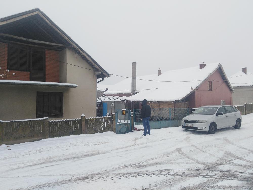 Kuća Marine Petrović u selu Osipaonica