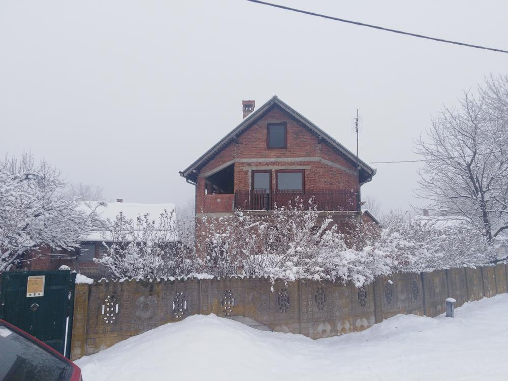 Kuća Zorana Petrovića u selu Vrbovac