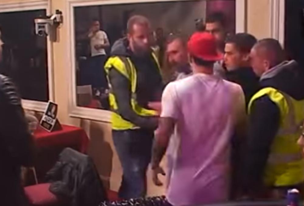 TVOJA ĆERKA JE ZLO, SLOMIĆU JE, UBIĆU JE: Đuričić rukom razbio staklo! Marija Miljani jedva sačuvala ŽIVU GLAVU! (VIDEO)