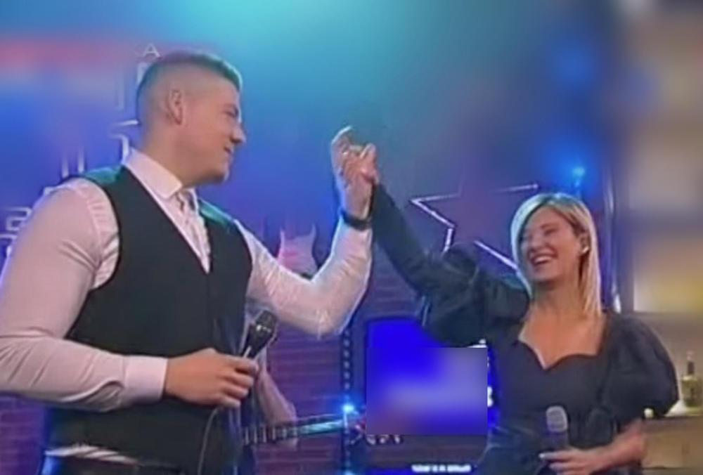 ISKULIRAJTE, HEJTERI: Sloba i Kija zajedno nastupili, a zbog OVOGA je pevač morao da ODBRANI bivšu ženu! (FOTO)