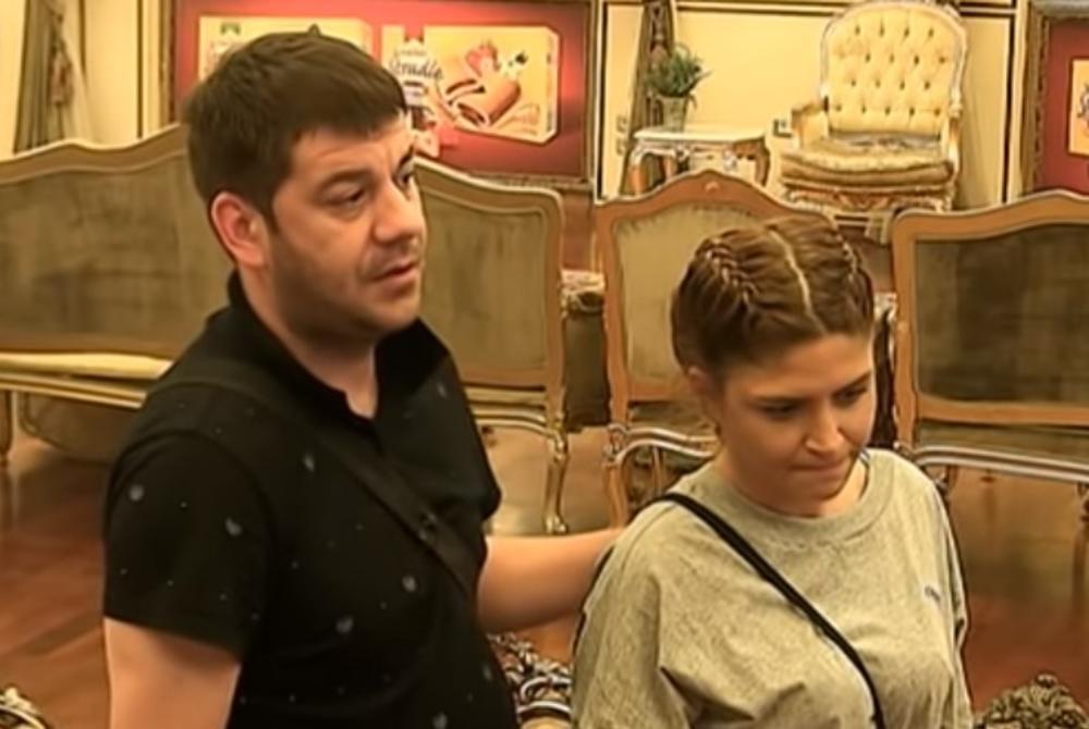 POKUŠAVAJU DA SLOME NJIHOVU LJUBAV, ALI JELENA SE NE DA: Ilićeva ostaje sa Marinkovićem, a za ovu takmičarku tvrdi da je JEZIVA ŠIZOFRENIČARKA!