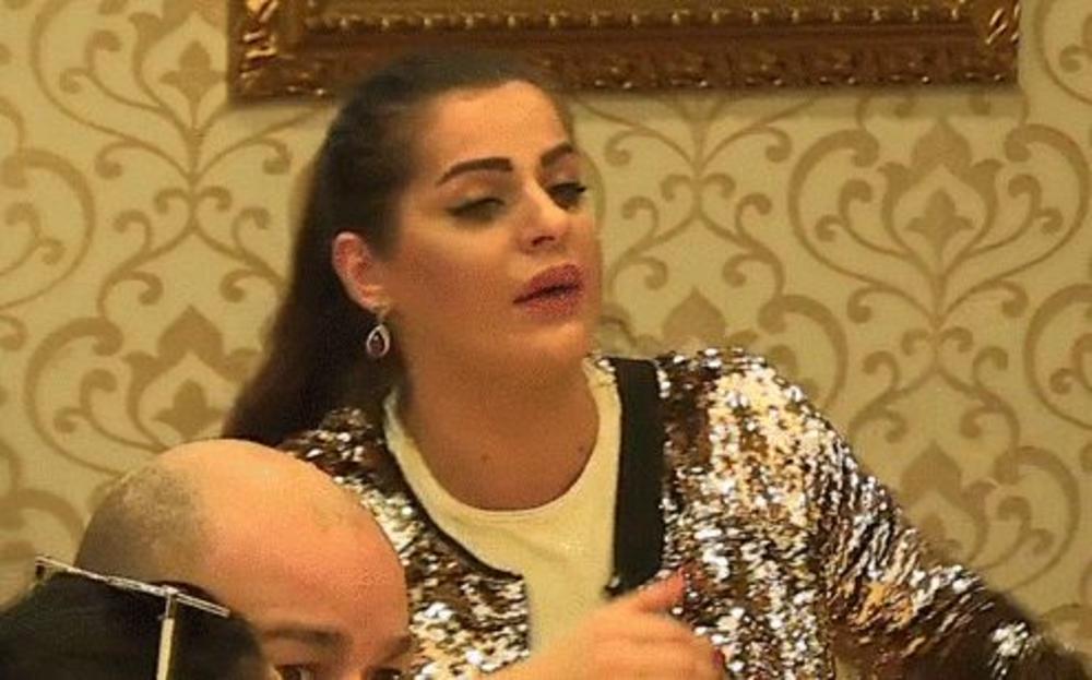 DINA KONAČNO OTKRILA ŠTA MISLI O BAKIJEVOJ ŽENI: Galorinijeva priznala da joj raspoloženje varira, a evo KO JE GLAVNI KRIVAC ZA TO! (FOTO)