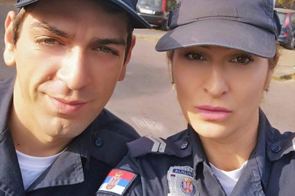 OVO SU POLICAJCI HEROJI KOJI SU SPASLI SILOVANU DEVOJKU (18) NA VOŽDOVCU: Marina i Marko su munjevito reagovali i u KUĆI STRAVE uhapsili Nigerijca i Somalijca!