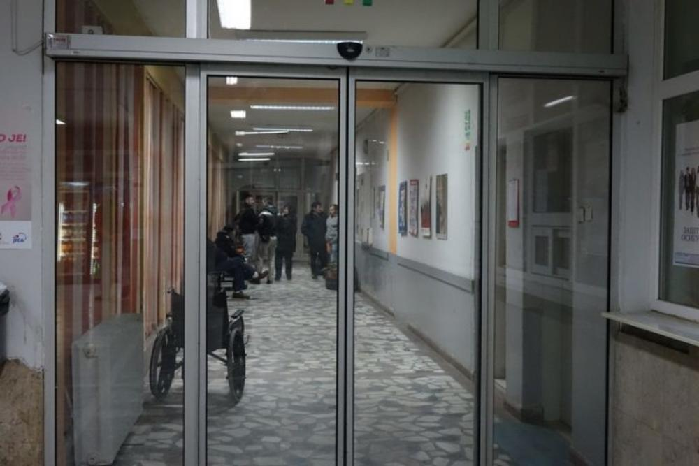 Urgentni centar Leskovac
