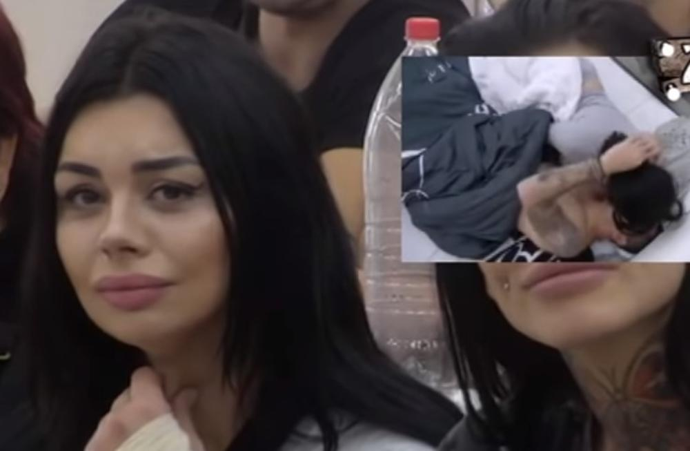BANE SE SAKRIO I PLAKAO KAO KIŠA, A ZERINA VRIŠTALA U KUPATILU: Nisu mogli da gledaju svoju PROPALU ljubav, ovo ih je DOTUKLO! (VIDEO)