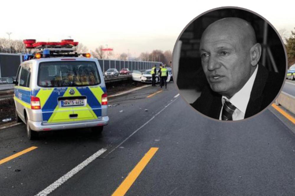 Шабан Шаулић погинуо у удесу у Немачкој