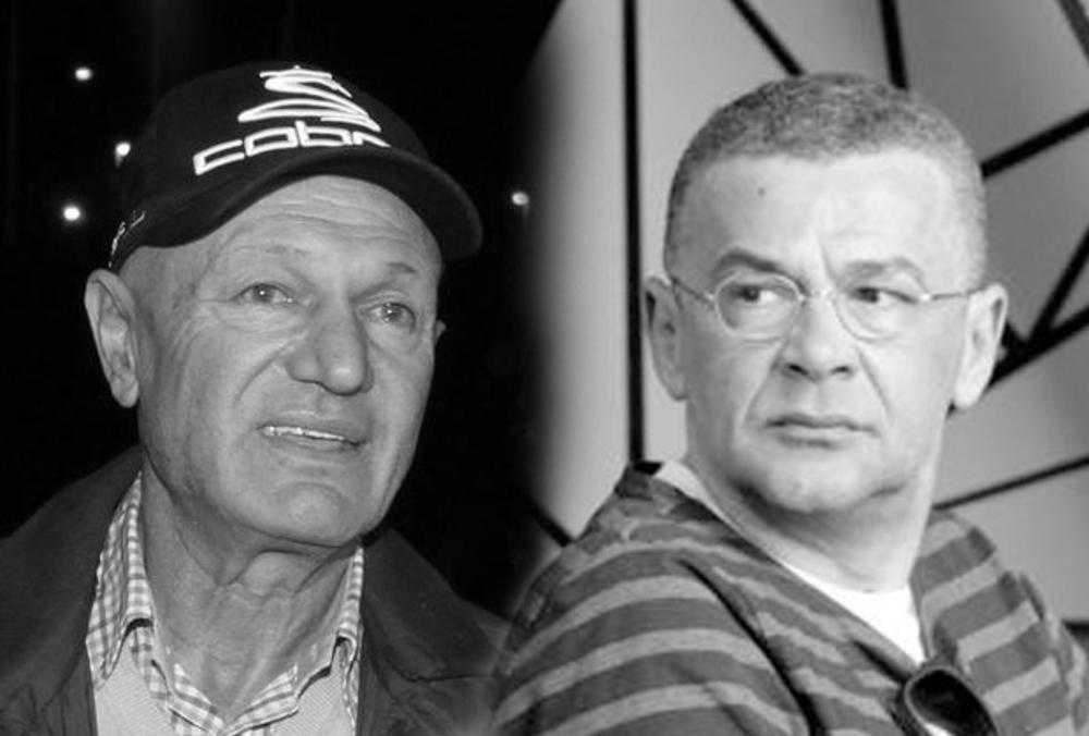 DVA VELIKA UMETNIKA JEDAN PORED DRUGOG: Šaban Šaulić će počivati pored Nebojše Glogovca