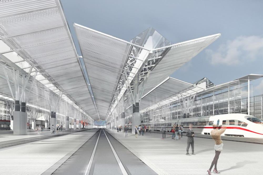 Ovako Ce Izgledati Nova Glavna Autobuska Stanica U Bloku 42 Imace