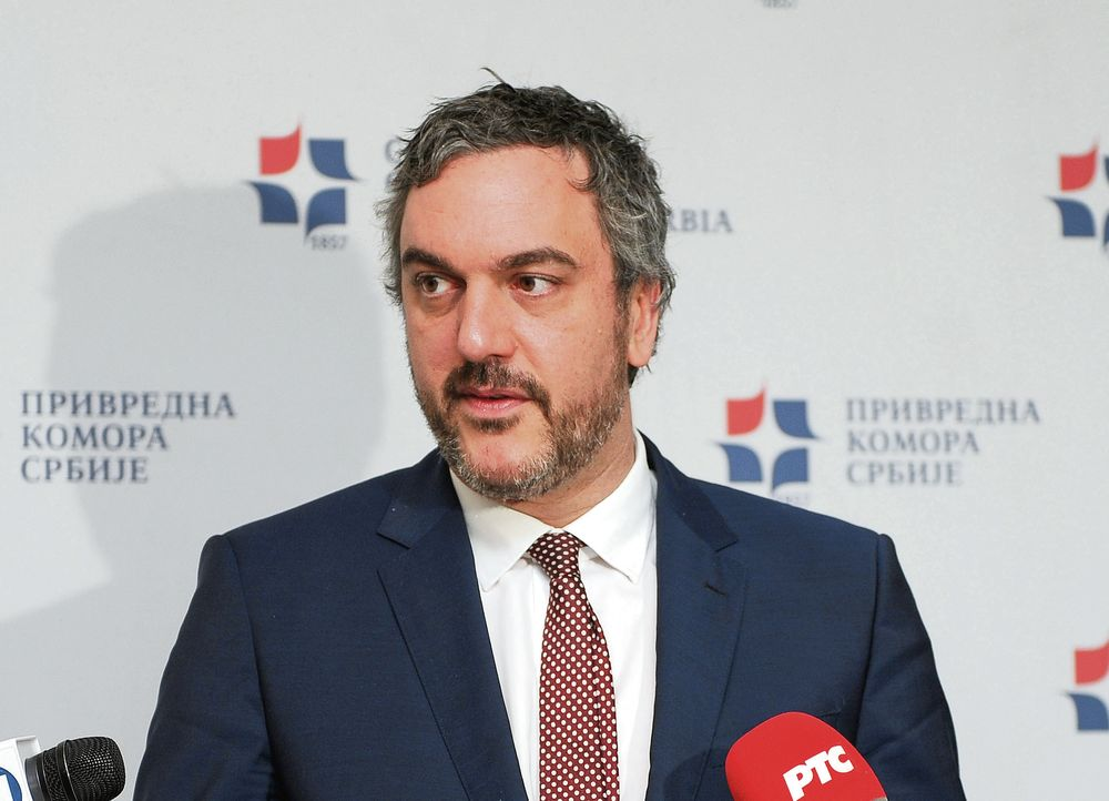 Poznaje  ekonomiju  Marko Čadež