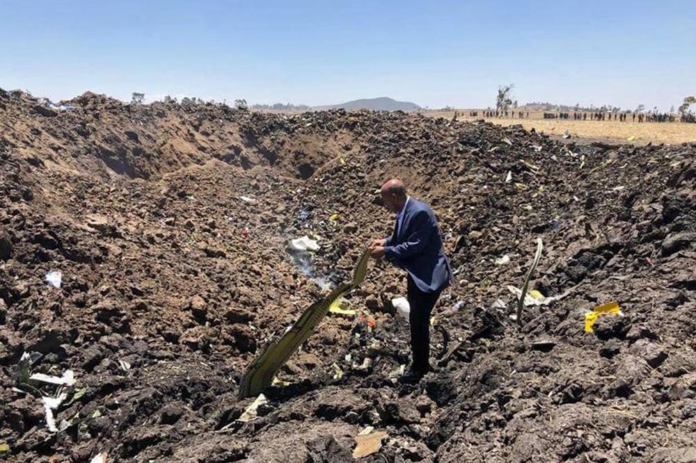 Резултат слика за avionska nesreca etiopija