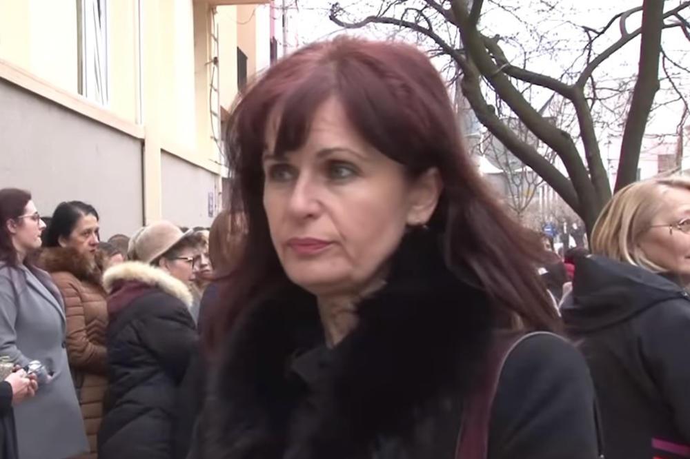 OGLASILA SE JUTKINA ŽENA NAKON SKANDALA U BRUSU: Nisam posumnjala na njega nikada, ja ga najbolje znam! (VIDEO)