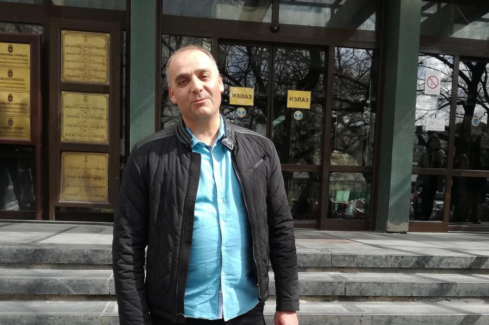 FUDBALSKI ARBITAR NA OPTUŽENIČKOJ KLUPI: Obradović dosudio NAJSMEŠNIJI penal ikada, a evo kako je odluku sa utakmice Spartak - Radnički opravdao na suđenju (VIDEO)