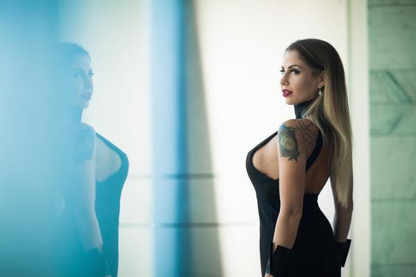 Eva Angelina análny Creampie