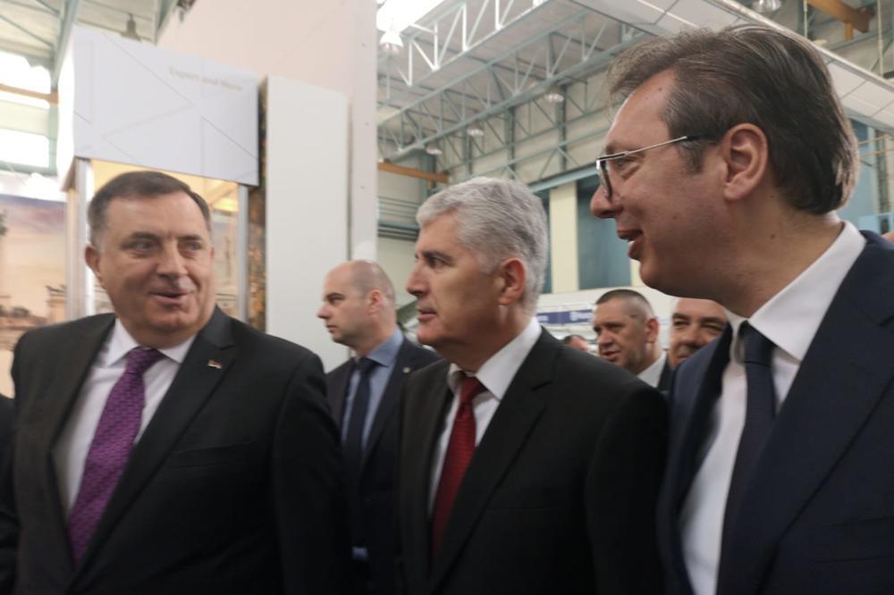 VUČIĆ JE DOŠAO U MOSTAR, ALI NE I SVI POZVANI: Bošnjački lideri otkazali dolazak, poslali lošu poruku